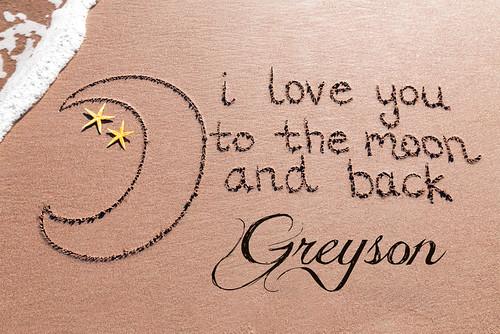 Greyson's Sand Moon