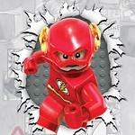 DC Comics LEGO Flash #36