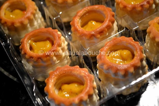 Bouchées aux Crevettes à la Crème de Mangue Pimentée © Ana Luthi Tous droits réservés 010_GF
