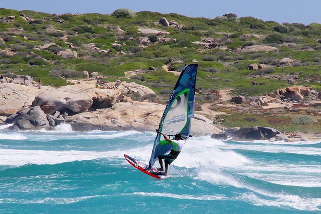 Sporten op Corsica is de 10e bezienswaardigheid uit de bezienswaardigheden Corsica Top 10