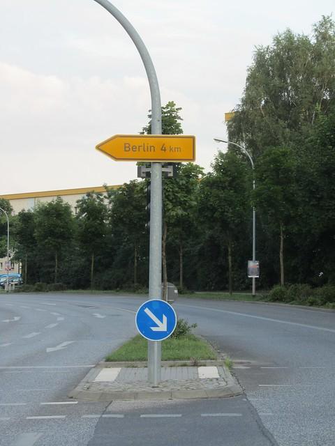 Unglaublich aber wahr. Zur Kur unmittelbar vor dern Toren von Berlin.