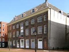 VOC Zeemagazijn (1672) rijksmonument Delfshaven