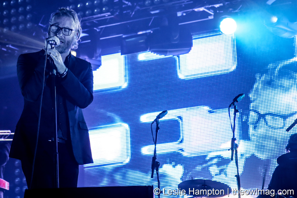 The National @ First City Festival 2014, Sunday