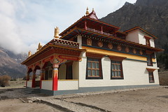 Yunkar Gompa in the NarPhu valley