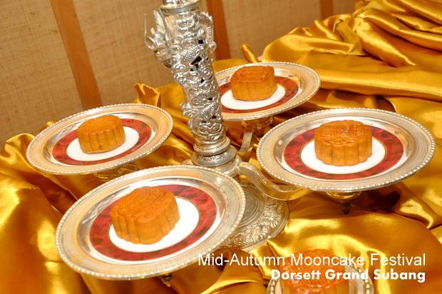 Dorsett Grand Subang Mooncakes 8