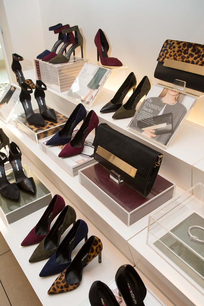 Nine West and InStyle Magazine launch new collection in Washington DC