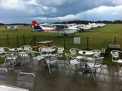 Denham airfield - August 2014