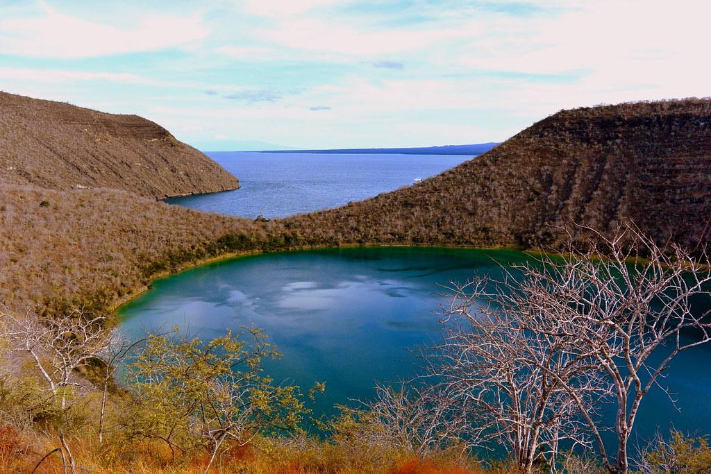 Isla Isabela en Galapagos
