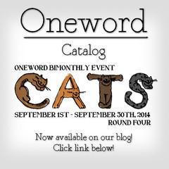 Oneword Cats Catalog