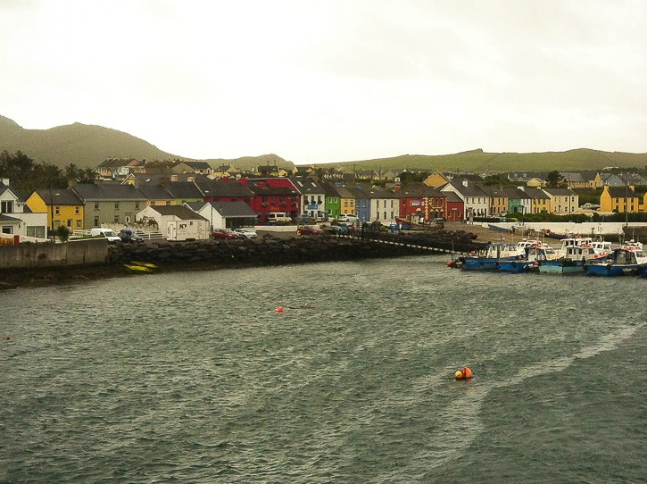 Portmagee Irlannissa I @SatuVW I Destination Unknown