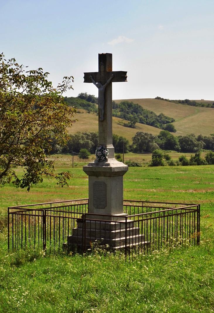 Kríž pri elektrárni