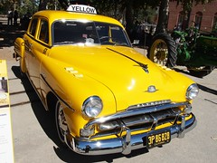 1951 Plymouth Taxicab '3P 86 826' 3