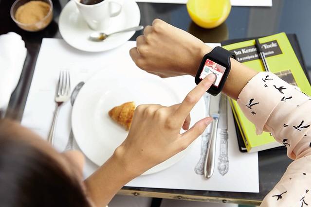 14944939630 b1f01e40e2 z Sony SmartBand Talk i SmartWatch 3   novi pametni sat i pametna narukvica