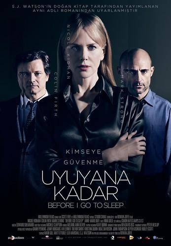 Uyuyana Kadar - Before I Go to Sleep (2015)