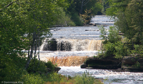 Tahquamenon Falls, Michigan, Upper Peninsula