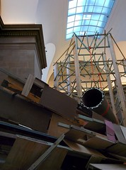 Phyllida Barlow piles it high