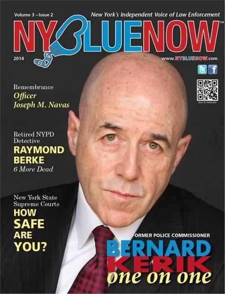 Bernie Kerik cover