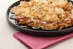 Okonomiyaki - お好み焼き