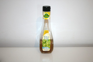 12 - Zutat Weißweinessig / Ingredient white wine vinegar