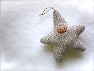 Natural Herring STAR: tan
