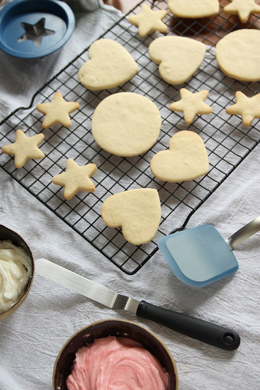 No-Chill, Cut-Out Sugar Cookies
