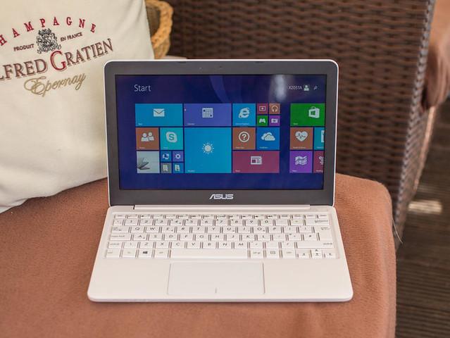EeeBook X205: sự quay lại của dòng laptop thời trang nhỏ gọn - 33907