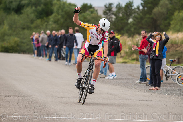 Junior Tour of Wales 2014 - Stage 3