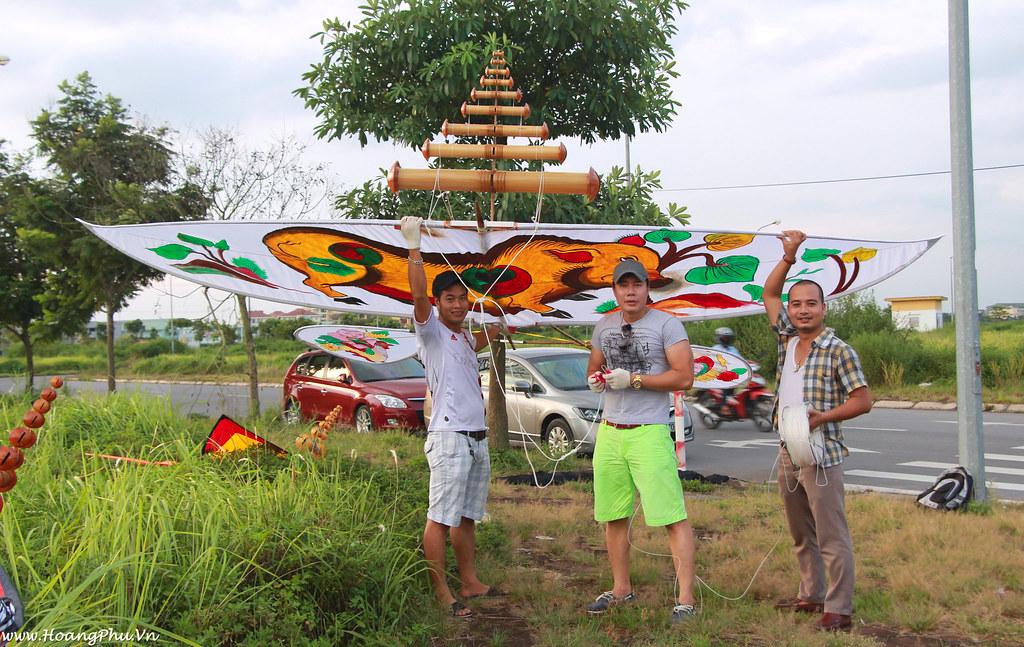 Thả diều ở Hà Nội