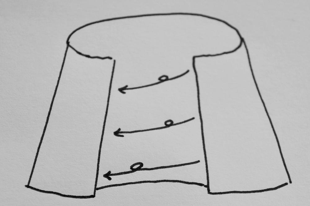 something fashion blog spain valencia bloggers fblogger, sewing machine project DIY midi skirt tutorial HOW TO, toile de jouy fullskirt handmade sew tutorial inspired vintage, easy falda coser costura cómo, nopattern