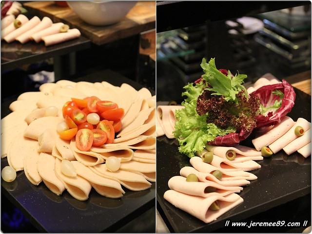 Italian Buffet @ G Cafe - Ham