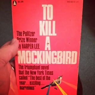 TO KILL A MOCKINGBIRD #books #reading