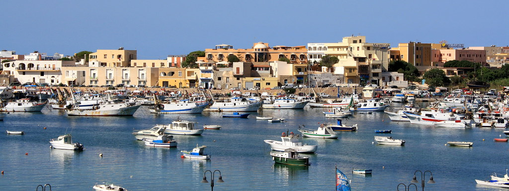 Lampedusas Port