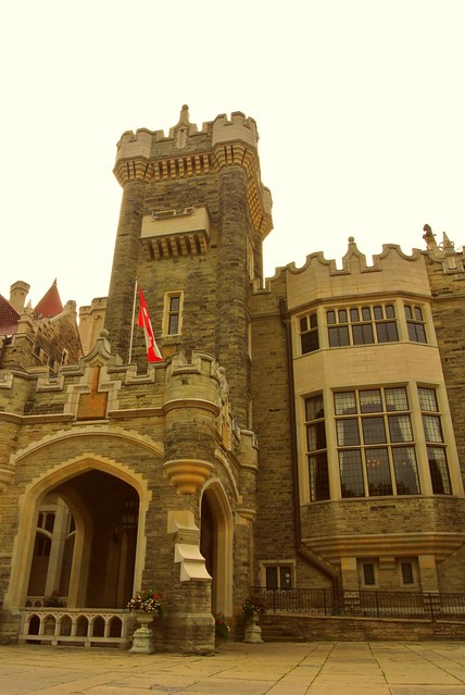 Header of casa loma