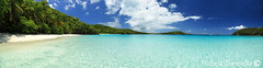 """Hawksnest bay"" - St. John - US VIrgin Island"