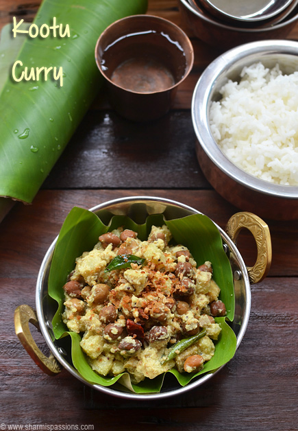 Kootu Curry Recipe