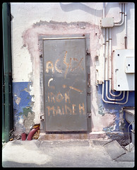 AC/DC IRON MAIDEN