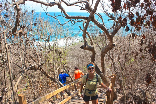 Hiking in Tayrona National Park, onward to the beaches!