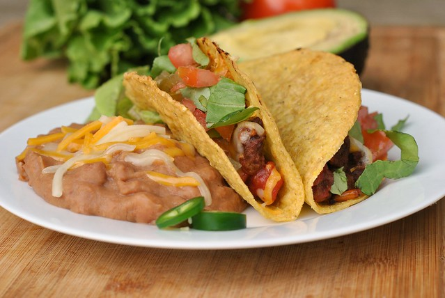 Baked Crunchy Tacos 4