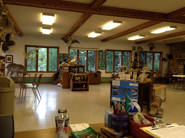 the nature center