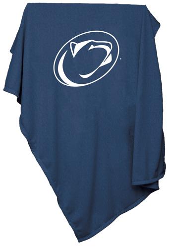 Penn State Nittany Lions NCAA Sweatshirt Blanket