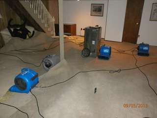 Water Damage Cleanup Warminster PA (1)