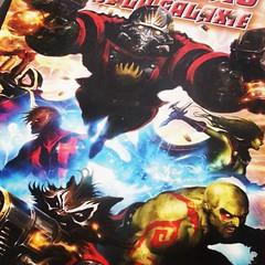 Les gardiens de la galaxie  ( Marvel book )