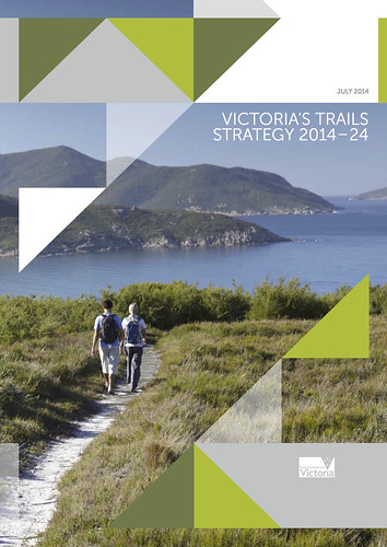 Victoria's Trails Strategy 2014 - 2024 @TourismVIC