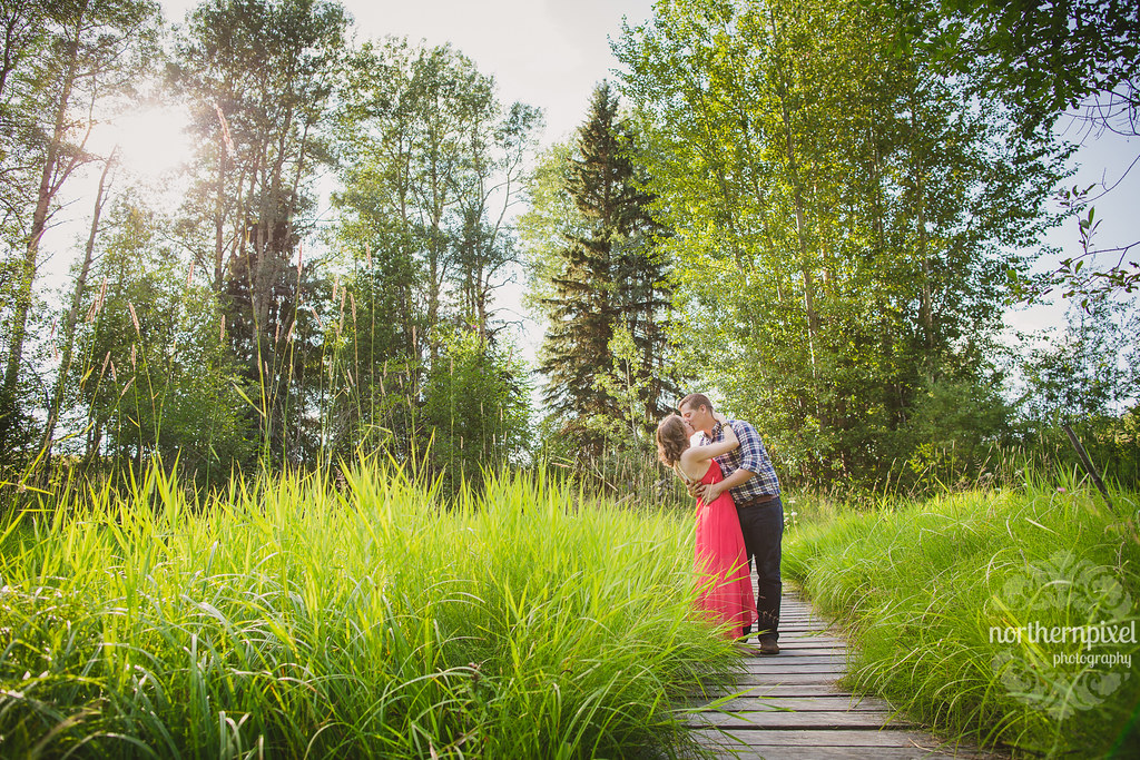 Engagement Session at Huble Homestead
