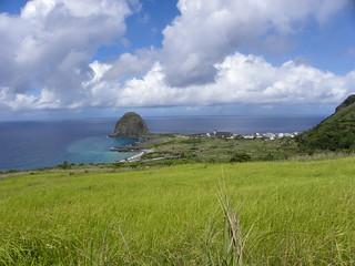 蘭嶼,一座有生命的島嶼、人之島。(圖片來源:婆娑伊那萬)