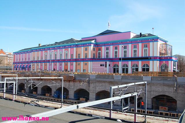 Pink in Köpenhamn