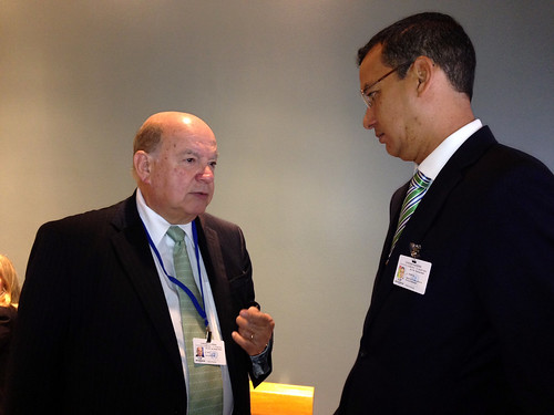 OAS Secretary General Met with the Foreign Minister of Grenada