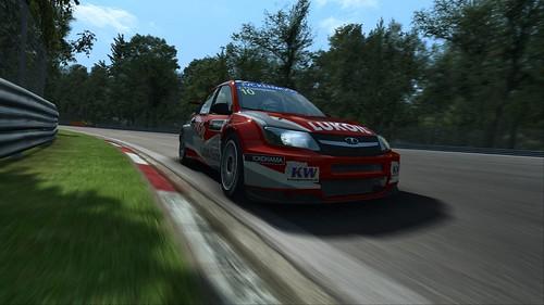 FIA WTCC LADA Granta
