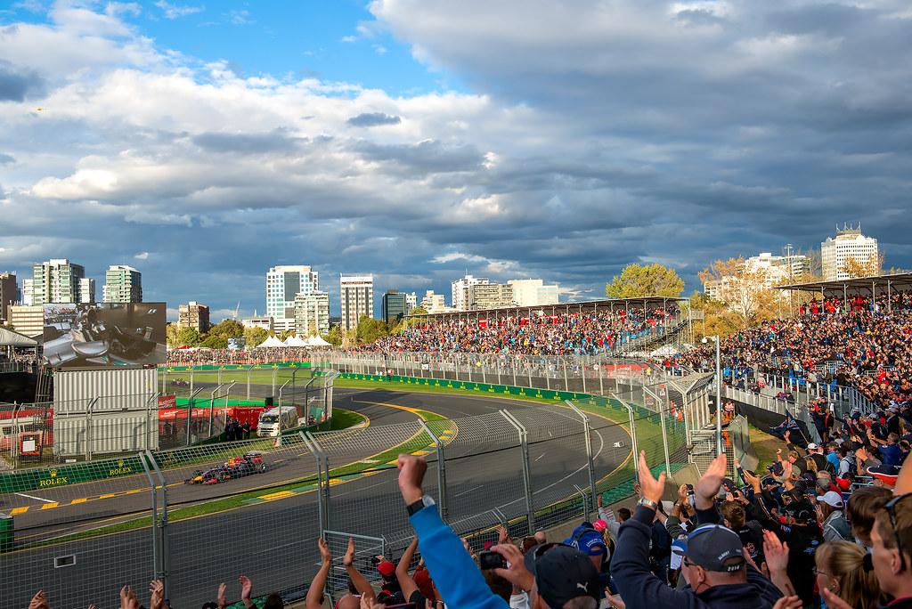 Australian Formula 1 Grand Prix, Melbourne