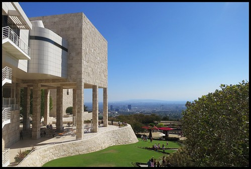 Shapes & Texture @ The Getty